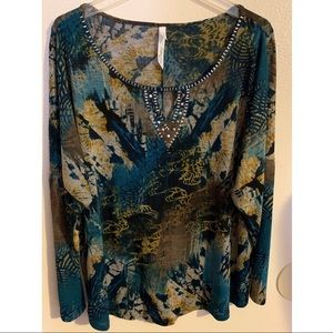 NY. Collection Blouse